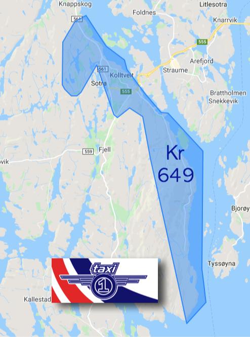 Flytaxi med Taxi 1 til og fra Kolltveit og Lie.jpg